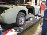 1967 Austin Healy 3000 Primed for Painting