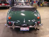 1967 Austin Healey 3000 Finished Rear