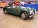 1967 Austin Healy 3000 Finished