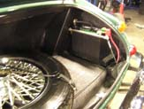 1967 Austin Healy 3000 Finished Trunk