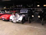 1987 Ferrari Mondial, 1937 Bentley, 1921 Ford Model T